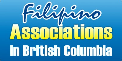 Filipino Associations in British Columbia, Canada