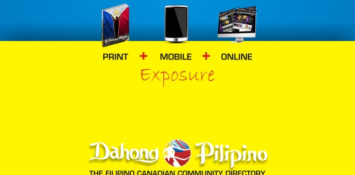 DAHONG PILIPINO – The Filipino Canadian Community Directory