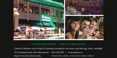 STEFANOS Lounge & Restaurant