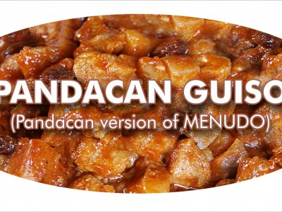 PANDACAN GUISO (Pandacan version of MENUDO)