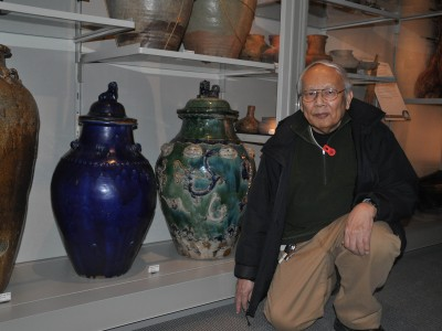 UBC Museum celebrates Tecson Collection by Mel Tobias