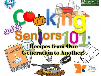 Cooking with Seniors 101: Recipes from One Generation to Another