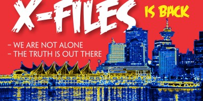 X-Files is back – we are not alone – the truth is out there by Mel Tobias