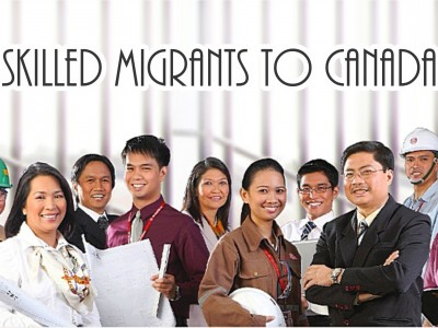 SKILLED MIGRANTS TO CANADA by Mel Tobias