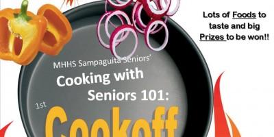 MHHS Sampaguita Seniors' Cookoff