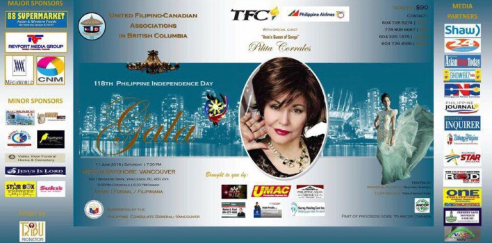 118th Philippine Independence Day Gala Night