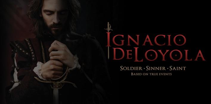 Ignacio De Loyola (Filipino w/e.s.t.) at Cineplex from August 27-Sept 2