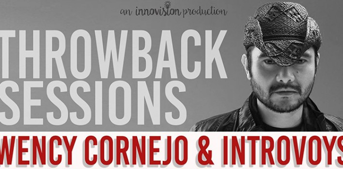 Wency Cornejo and Introvoys are coming to Vancouver August 27!