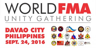 World Filipino Martial Arts (FMA) Unity Gathering