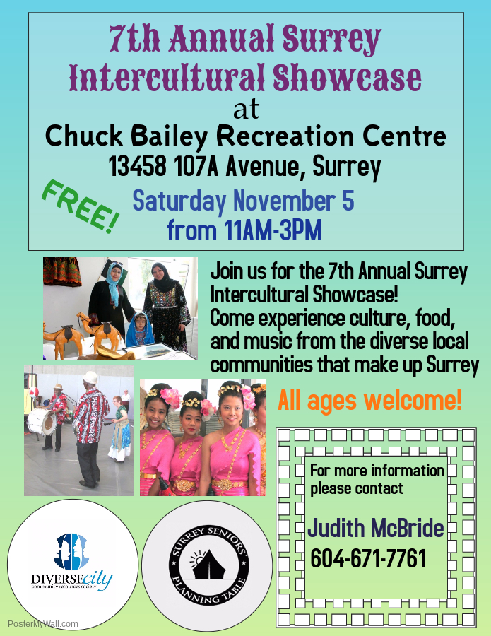 Intercultural Showcase