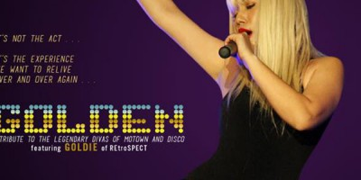 GOLDEN – A TRIBUTE TO THE LEGENDARY DIVAS OF MOTOWN AND DISCO