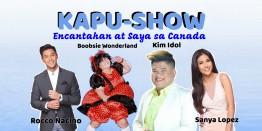 KAPU-SHOW – Encantahan at Saya sa Canada May 12, 2017
