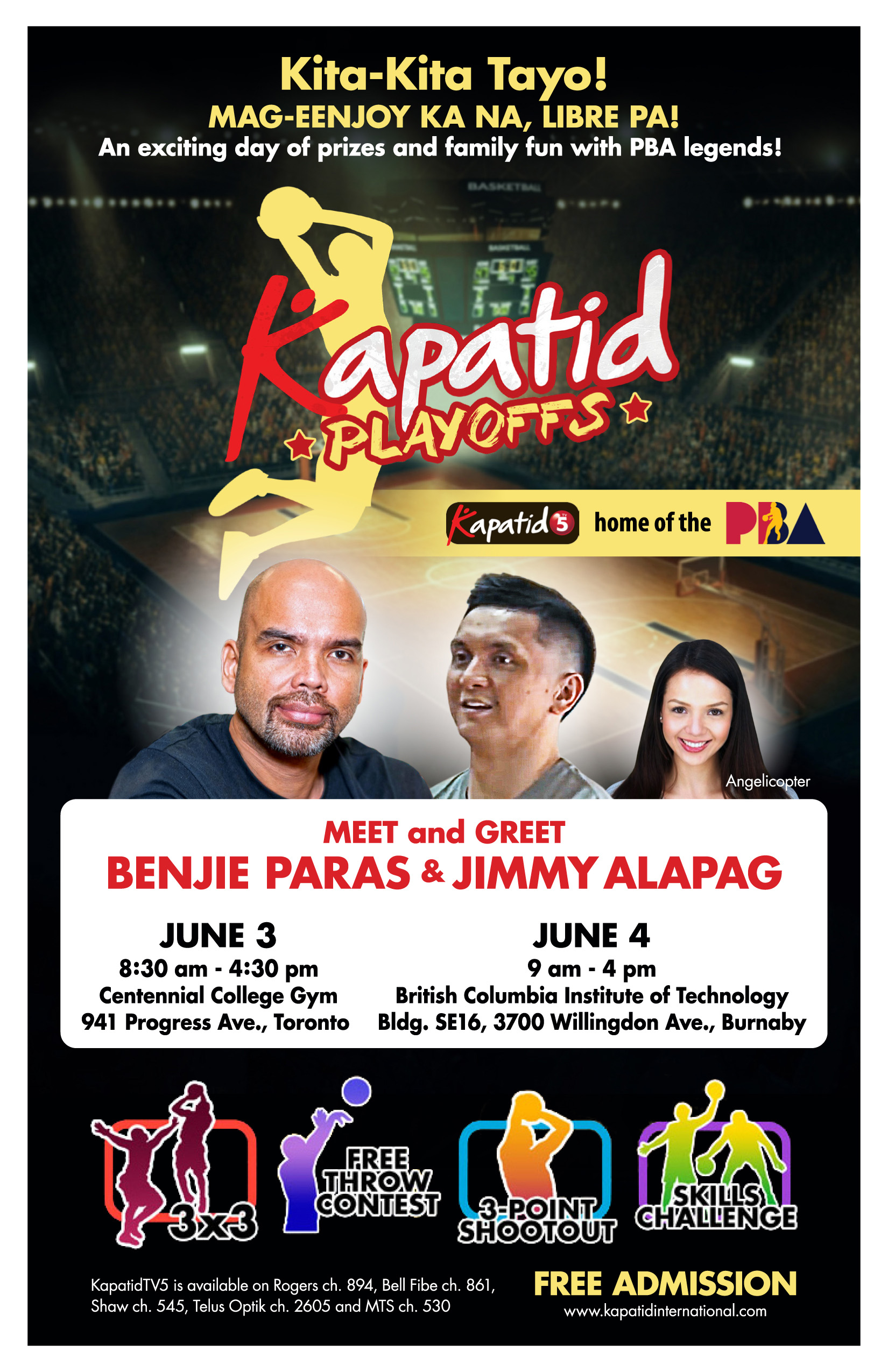 17-0021 TV5 Kapatid Playoffs Invitation Flyer v3