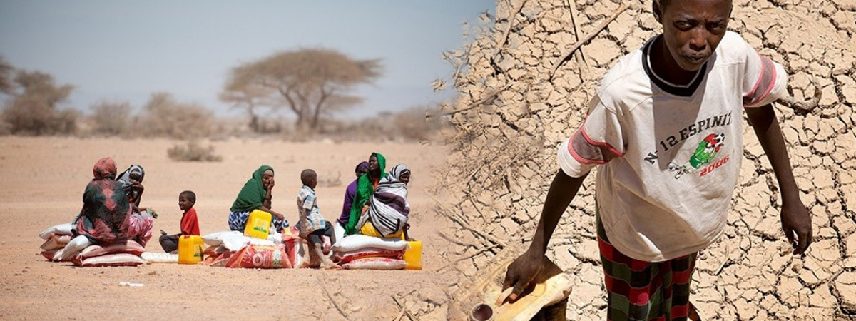 Africa Drought Appeal