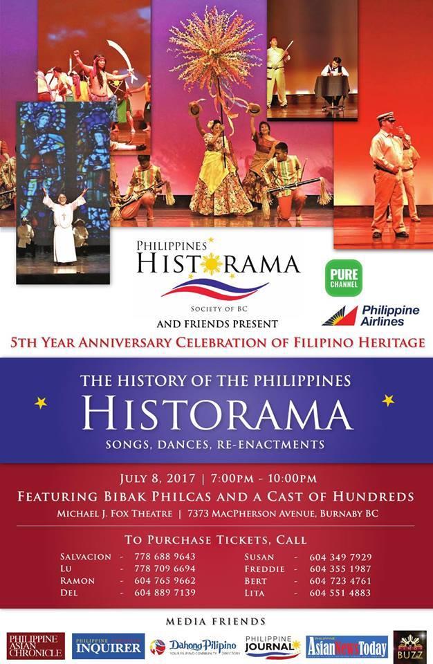 historama poster