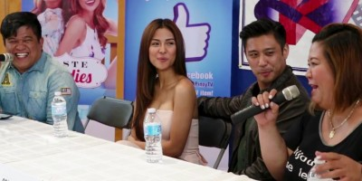 KAPU-SHOW – Encantahan at Saya sa Canada Press Conference
