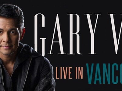 Gary V Live in Vancouver September 22nd