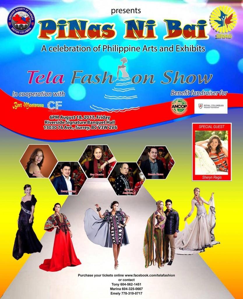 tela fashion show