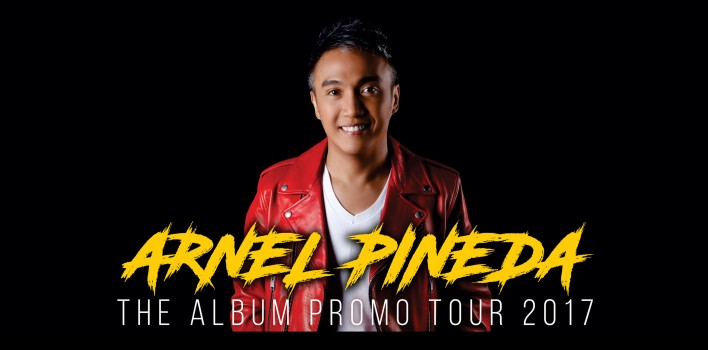 "Arnel Pineda ""The Album Promo Tour"" 2017 Live in Vancouver November 4th!"