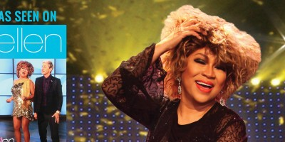 Luisa Marshall As Tina Turner