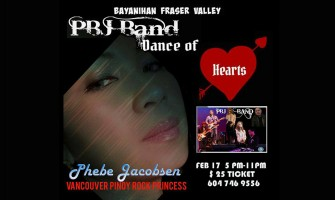 PJB Band Dance of Hearts