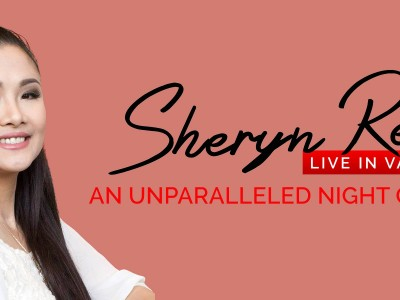 An Unparalleled Night of Music with Ms. Sheryn Regis