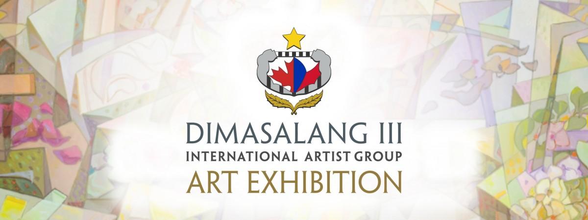 Dimasalang III International Artist Group Art Exhibition May 1 – 31st, 2018