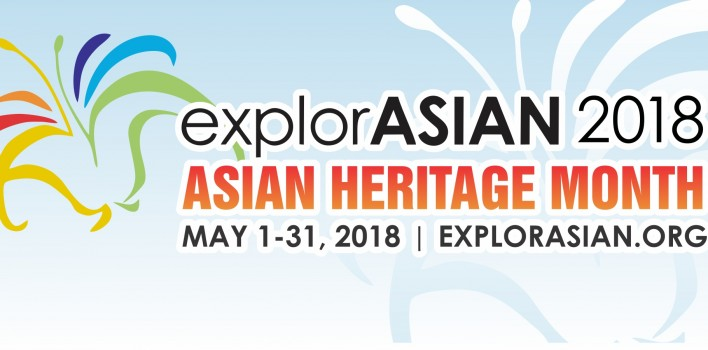 explorASIAN 2018 throughout Metro Vancouver May 1–30, 2018