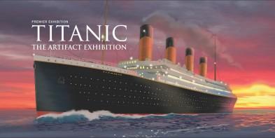Titanic: The Artifact Exhibition at Lipont Place, Richmond