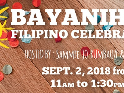 BAYANIHAN FILIPINO CELEBRATION